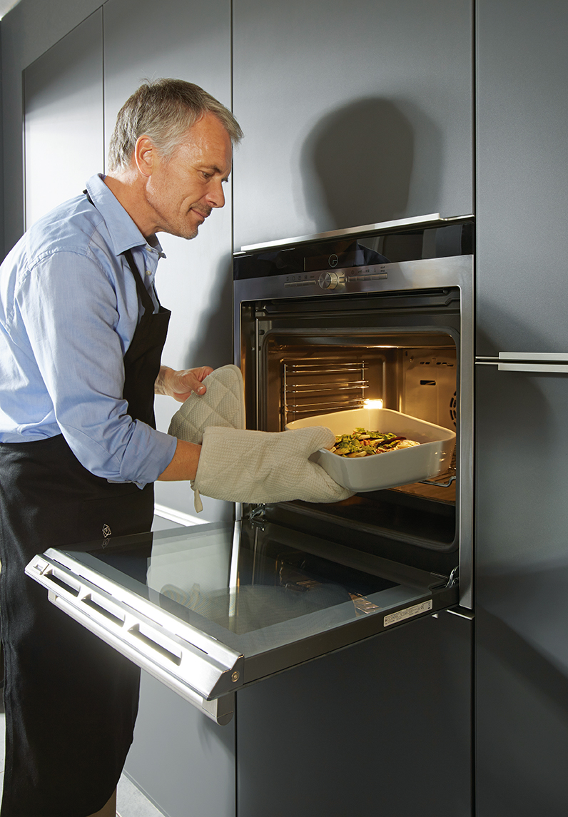 Featured Hi Level Oven