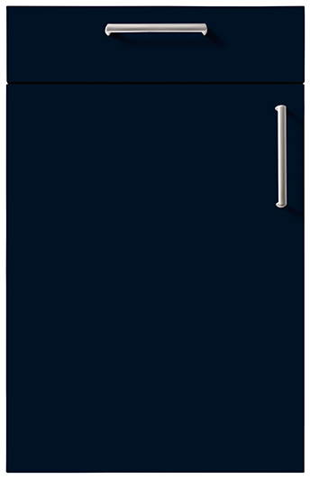 Featured Door Fino Indigo Blue
