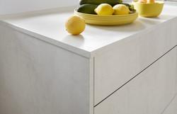 5 Elba Concrete White Grey