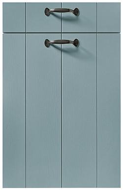 Domus Blue Grey Silk Gloss