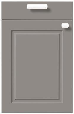 6 Classic Agate Grey Matt Velvet