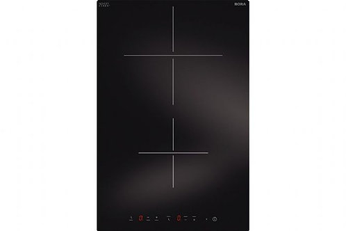 BORA Ci11 Classic induction glass ceramic cooktop with 2 cooking zones