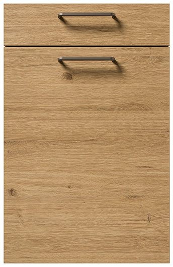 Lima Natural Knotty Oak