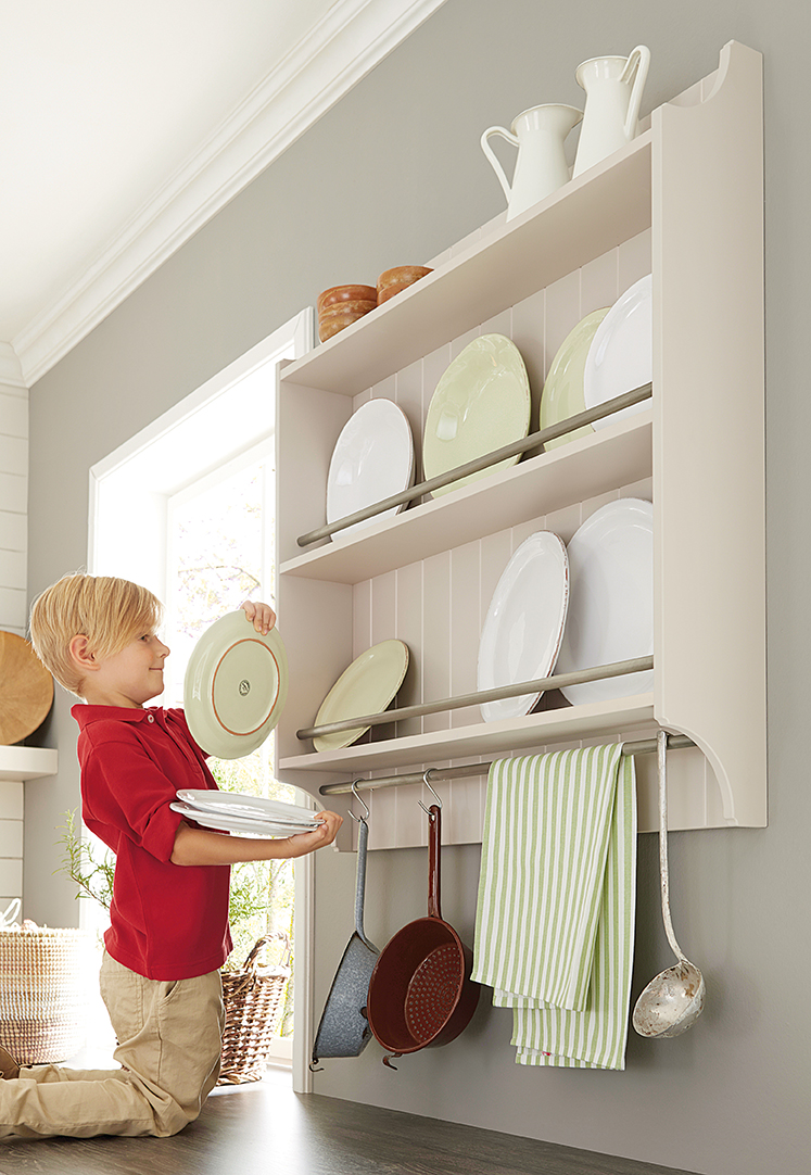 Featured Plate Rack