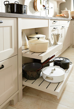 Pull out Hob Base