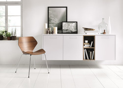 Next 125 NX800 Featured Wall Hung Sideboard