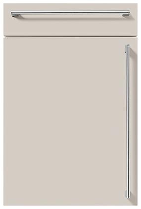 5 Sand Grey Matt velvet