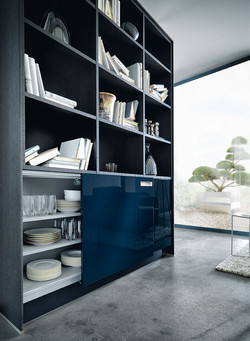 Next 125 NX501 Featured Open Shelving Unit