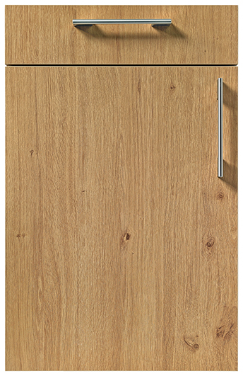 Bari Natural Knotty Oak