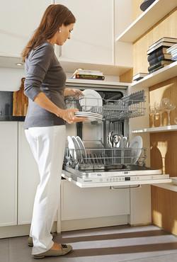 High Level Dishwasher