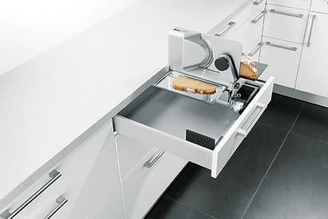 5 Drawer Box Integrated Slicer