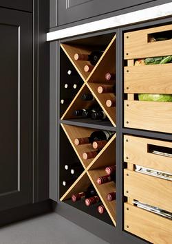 Featured Wine Rack