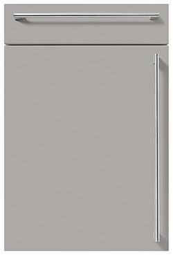 6 Stone Grey Matt Velvet