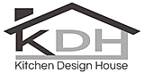 Kitchen design house logo