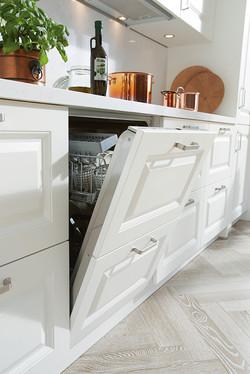 Riva Featured Dishwasher Door
