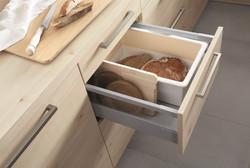 Featured bread bin
