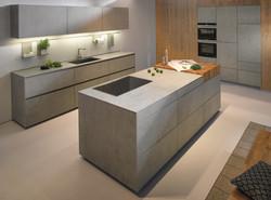 Next 125 NX950 Ceramic Concrete Grey 1