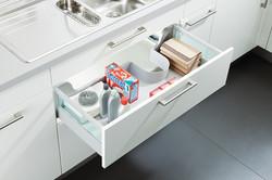 10 Drawer Box Sink Base