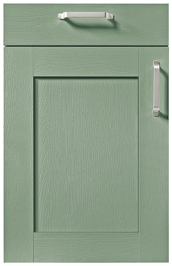 Casa Sage Green Silk gloss