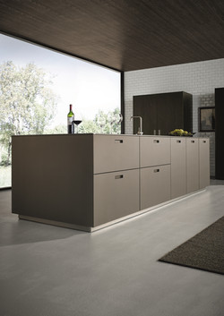Next 125 NX902 Glass Matt Platinim Metallic Island