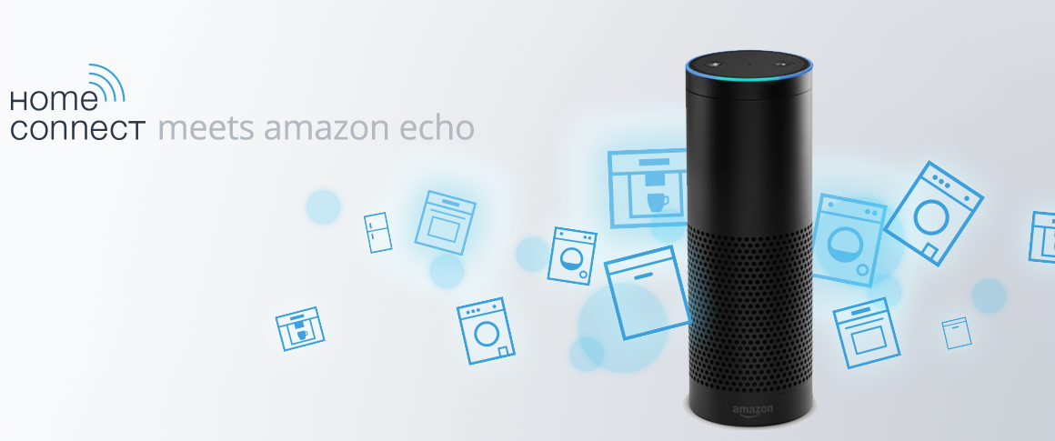 Alexa meets Home connect
