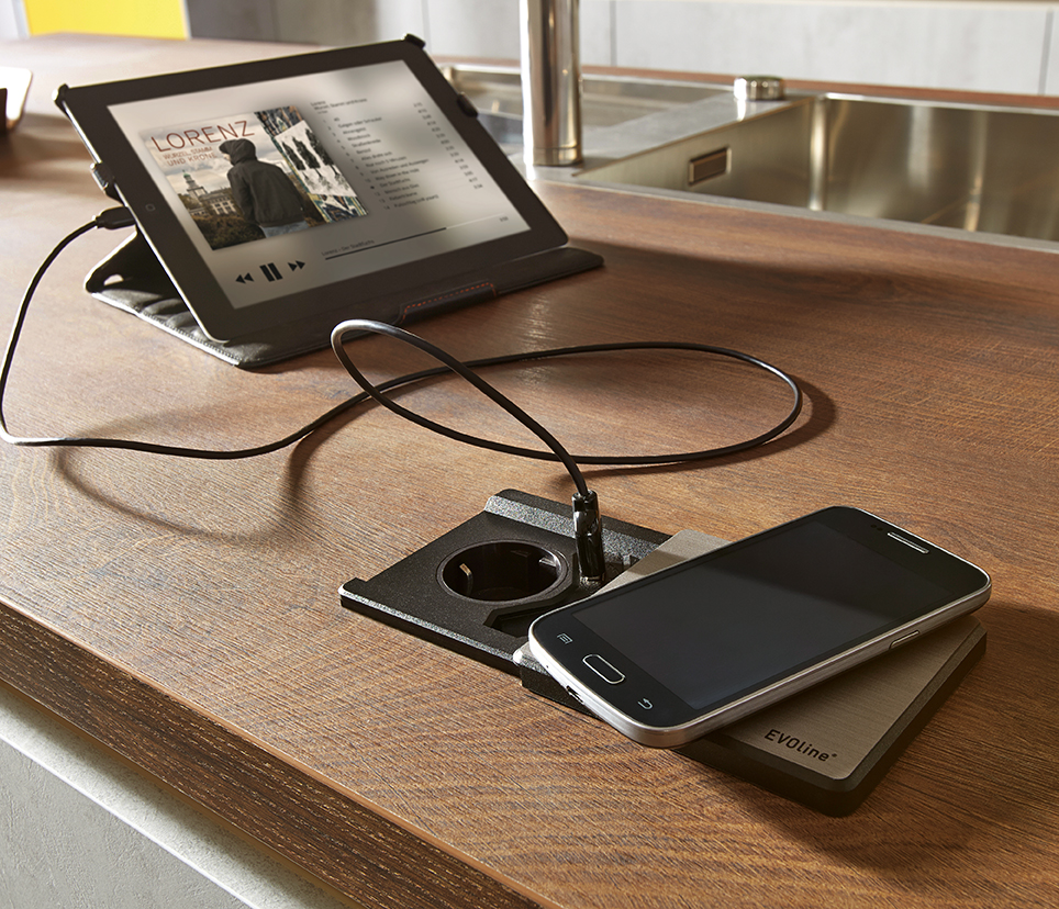 Inductive Phone Charging