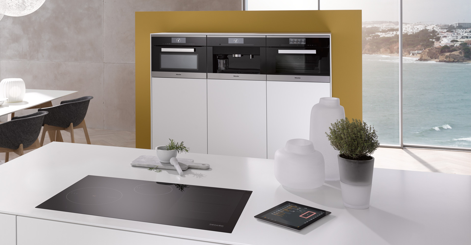 Miele smart appliances