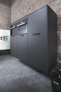 ext125 NX500 Lava Black wall hung