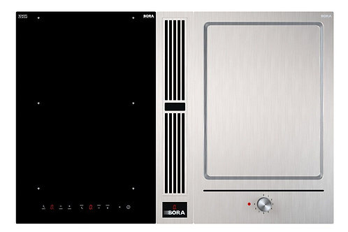BORA CKASFIT Classic set surface induction Tepan
