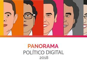 Candidatos Presidenciales 2018: Panorama Político Digital