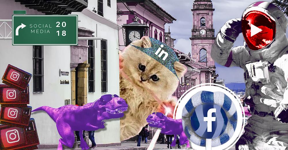 Redes Sociales en 2018
