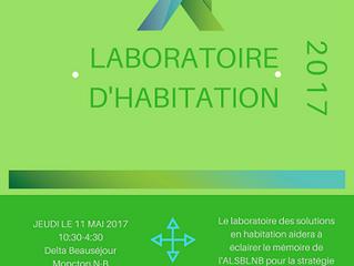 Laboratoire D'habitation 2017