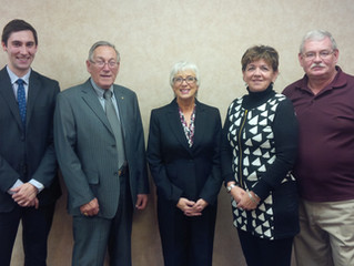 NBNPHA Welcomes Minister Rogers
