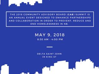 Community Advisory Board Summit 2018