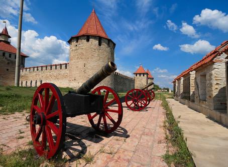 Бендерская крепость и Осетровая ферма