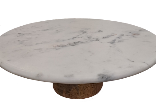 """13"""" Round Marble Board"""