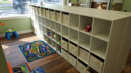 Child Toy Storage