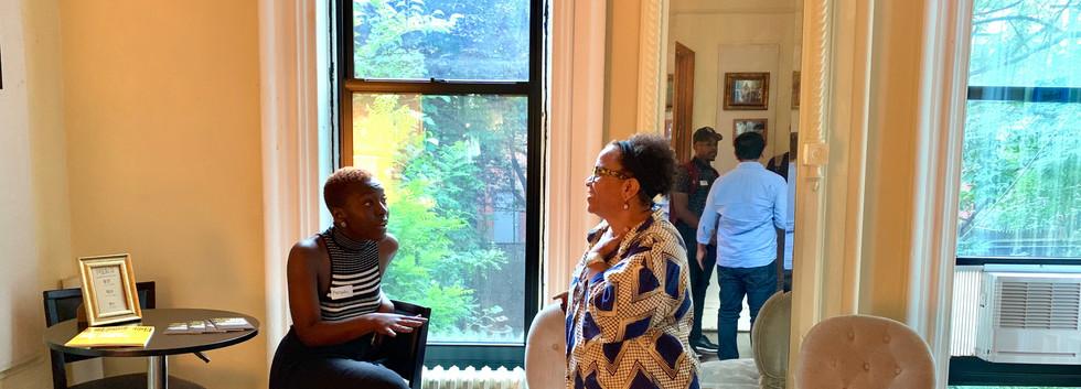 Langston Hughes House - Harlem