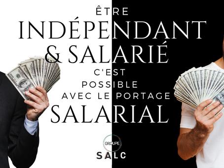Être indépendant et salarié, c'est possible avec le portage salarial