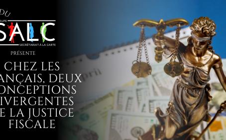 Chez les Français, deux conceptions divergentes de la justice fiscale