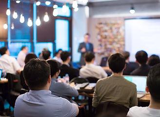 Seminar Presentation. Conference Speaker