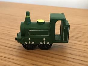 Ivor the engine...