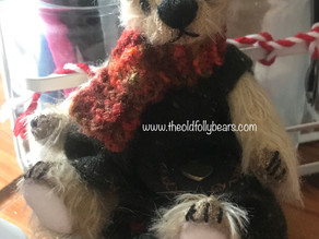 Working On A New Bear