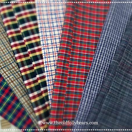 New Fabrics...