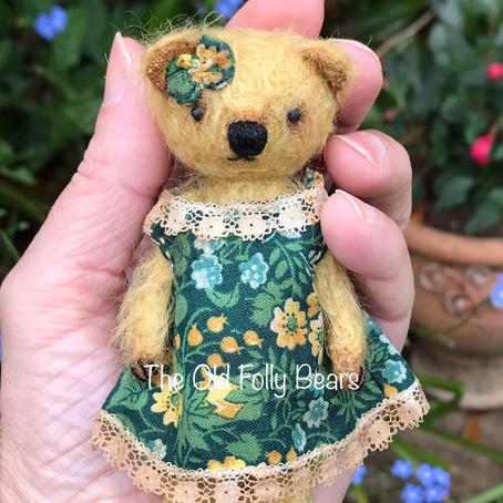 Edwardian bear