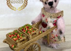 Verity Award Winner Bear