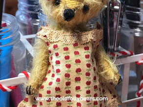 New Bear finished & has already sold!