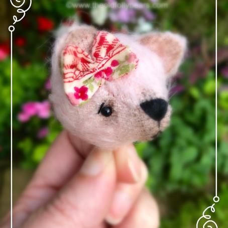 Girlie Bear In Progress...