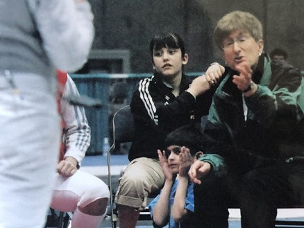 WFencing Coaching Development Opportunity, Fall 2020