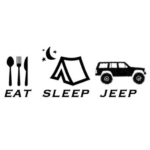 Eat Sleep Jeep